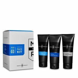 🆕 Montez Renault 3-Pack Men's Daily Face Kit